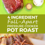 Fall Apart Pressure Cooker Pot Roast