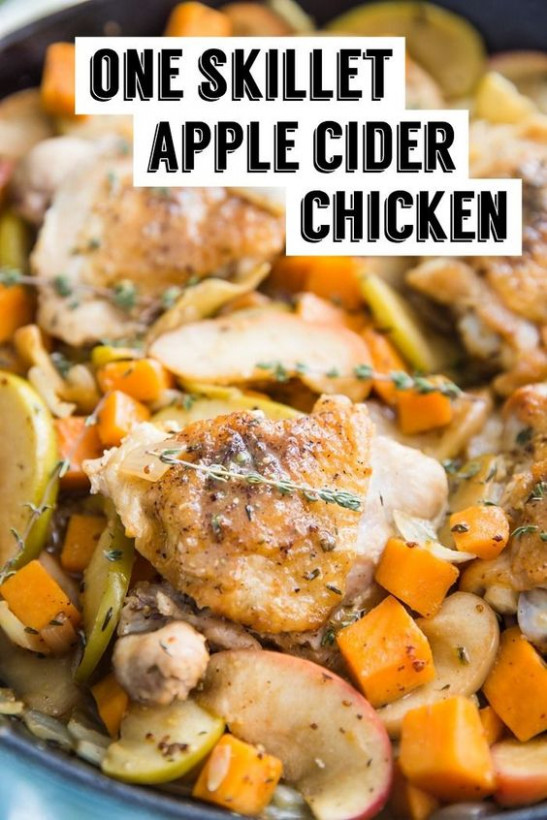 Fall Recipes - Healthy Dinner Autumn Food Ideas For Your ...