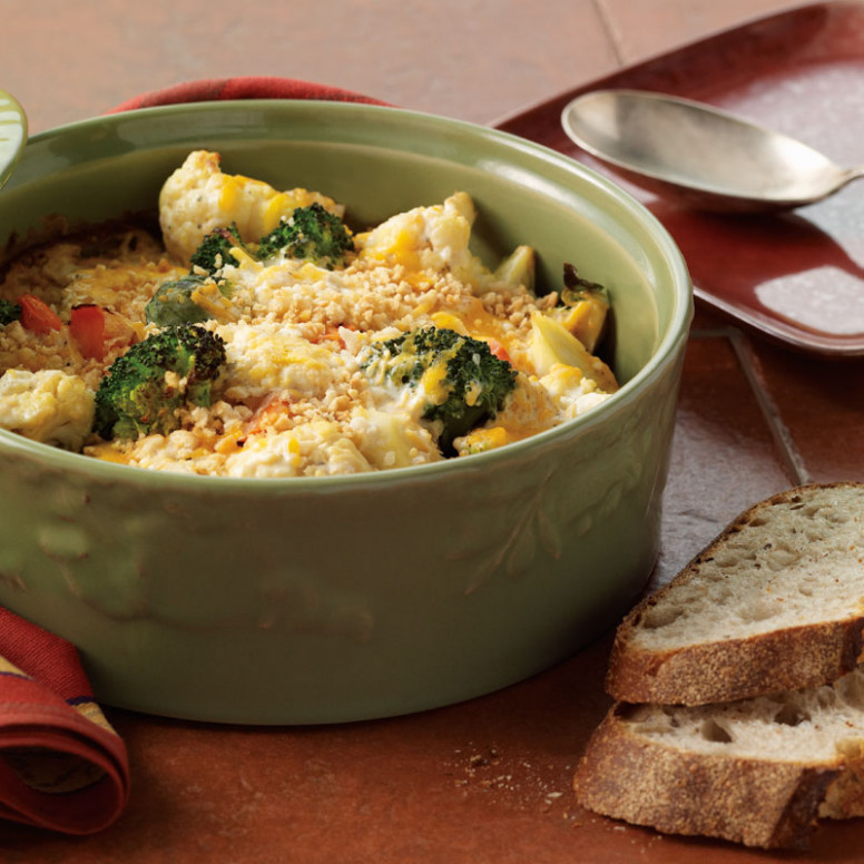 Fall Vegetable Casserole   Stonyfield Recipes