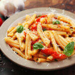 Fast And Easy Pasta With Blistered Cherry Tomato Sauce …
