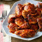 Favorite Barbecued Chicken Recipe | Taste Of Home