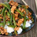 Favorite Chinese Green Beans With Ground Turkey – The …