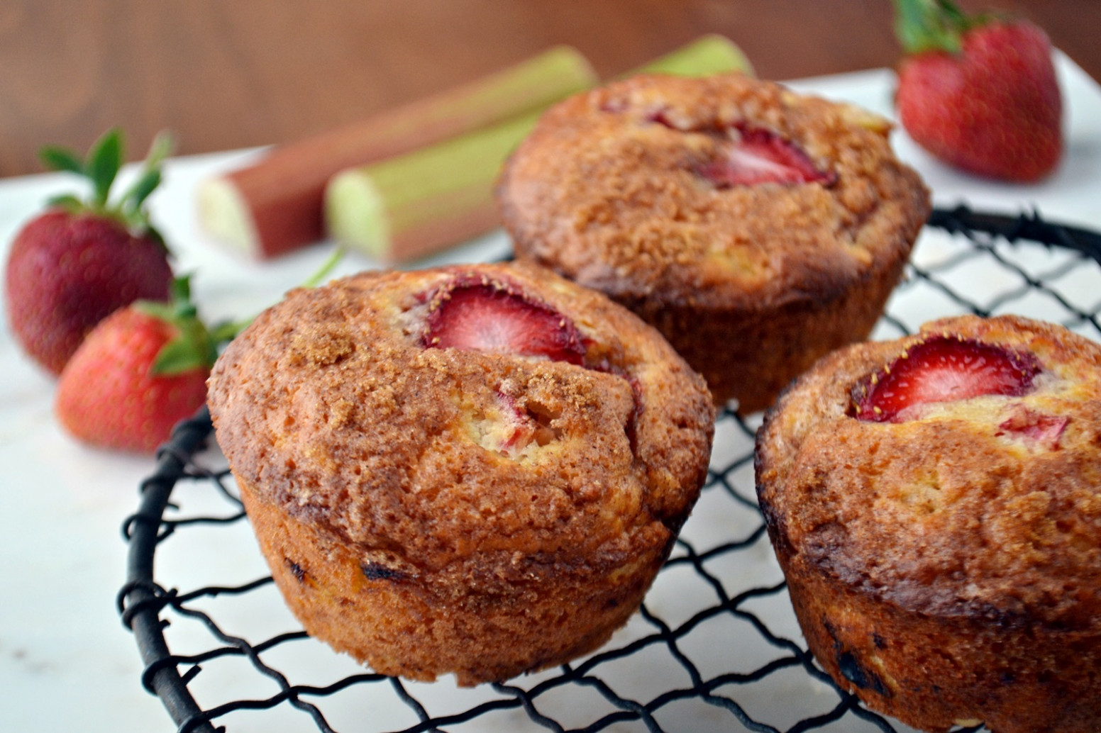 Favorite Easy Rhubarb Recipes - New England Today
