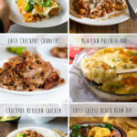 Favorite Mexican Crockpot Recipes – Pinch Of Yum