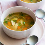 Favorite Slow Cooker Chicken Vegetable Soup Recipe that's ...