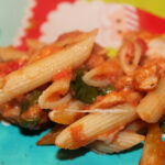 Feeding Four: Your Recipe, My Kitchen – 3 Cheese Chicken Pasta