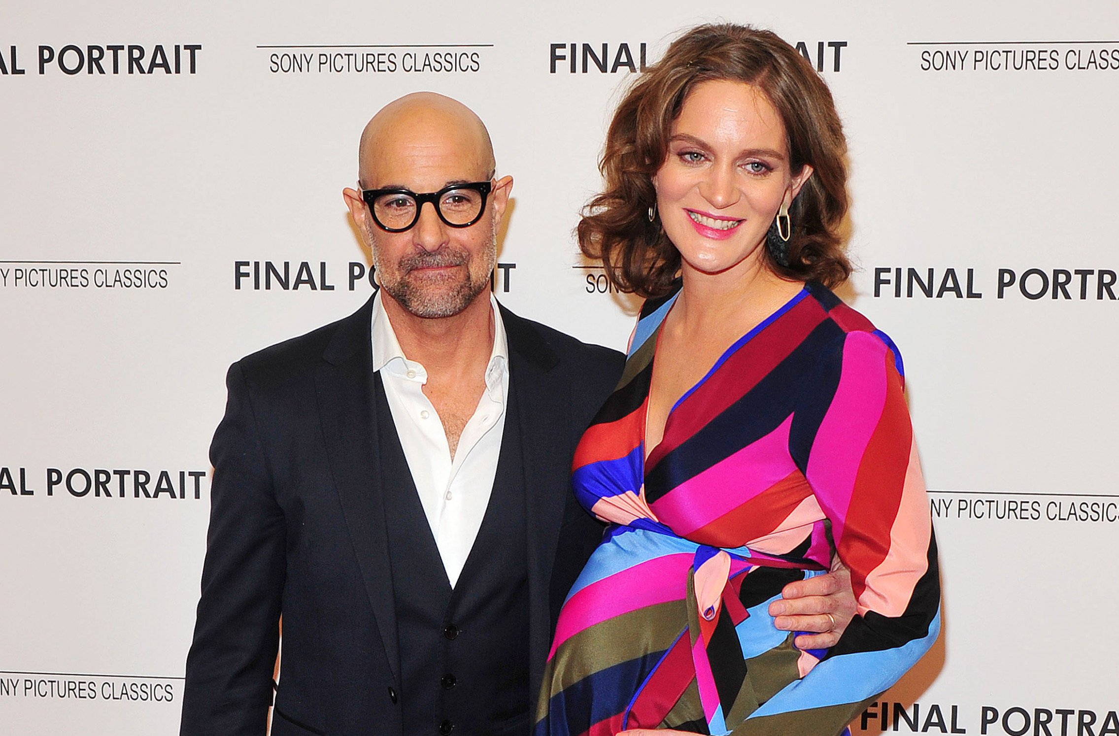 Felicity Blunt And Husband Stanley Tucci Announce They're …