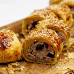 Festive Sausage Roll Recipe – Great British Chefs