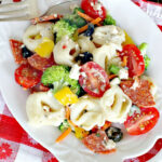 Feta Cheese Pasta Primavera Salad – Can't Stay Out Of The …