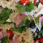 Feta Pasta Salad With Spinach Recipe – All Recipes …
