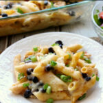 Fiesta Ranch Chicken Pasta Bake #HiddenValleyIt | Love ...