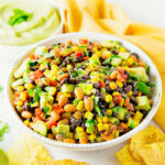 Fiesta Salad – Monkey And Me Kitchen Adventures