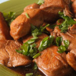 FILIPINO ADOBO STYLE CHICKEN