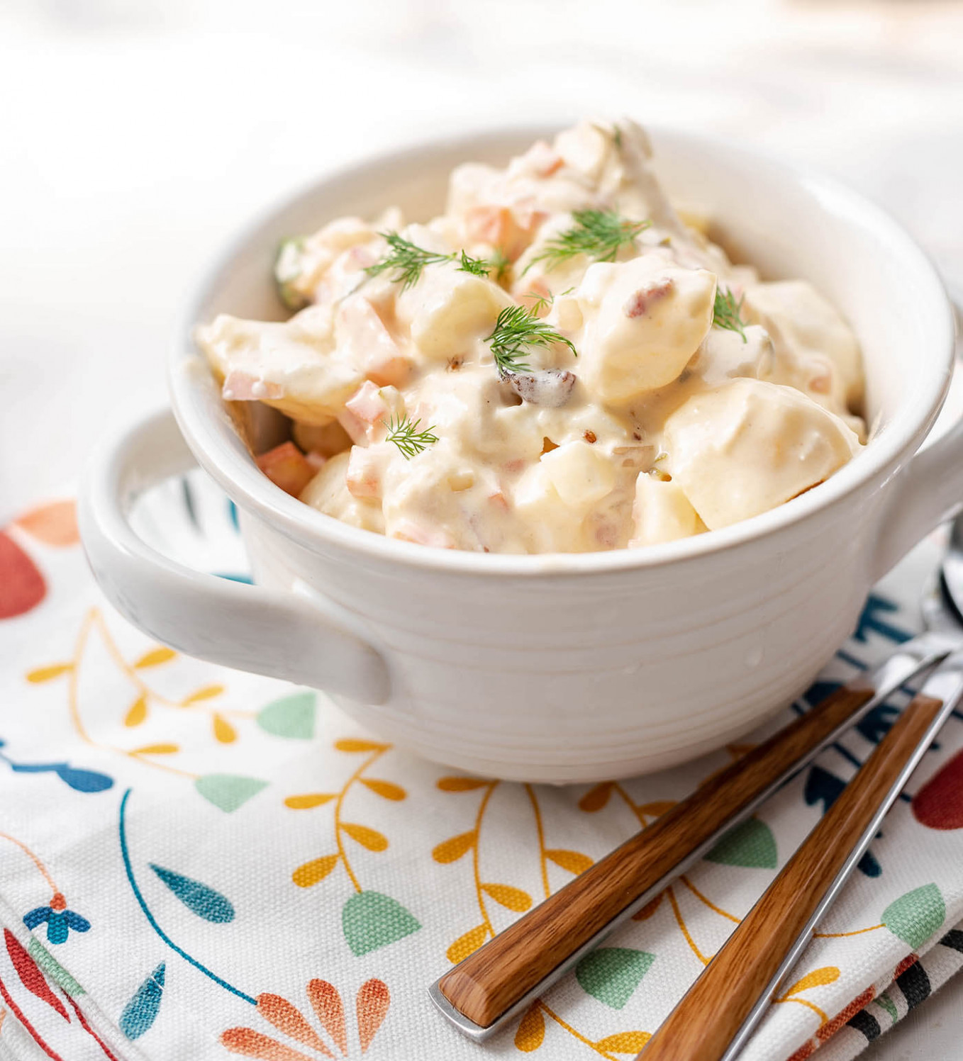 Filipino Chicken Potato Salad