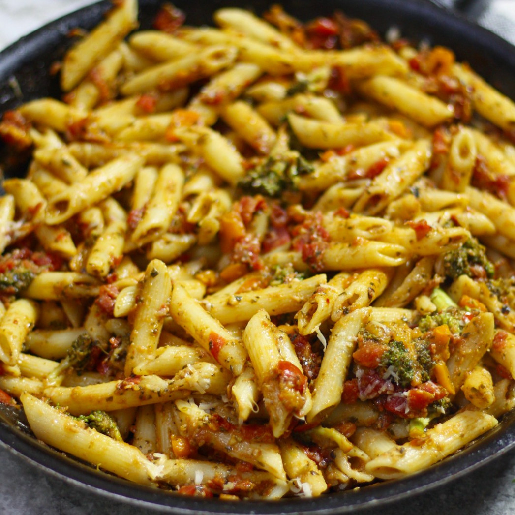 recipes-pasta-penne