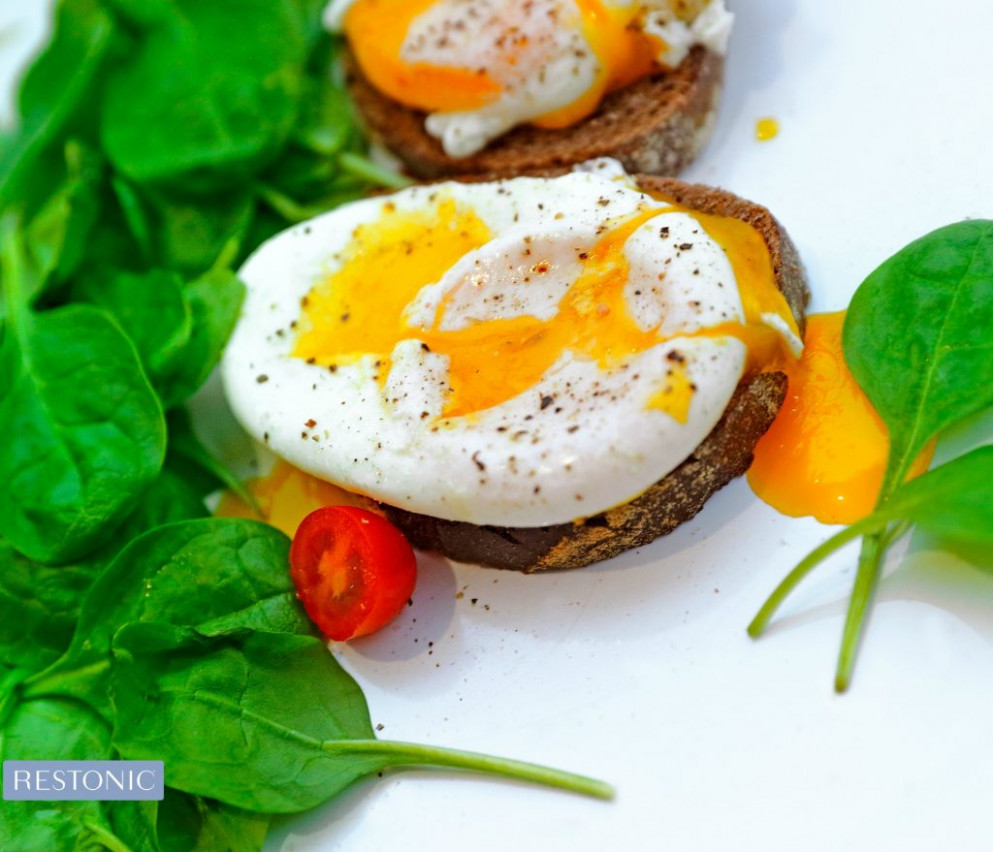 Fire Up Your Breakfast With Low Cal, High Protein Dishes …