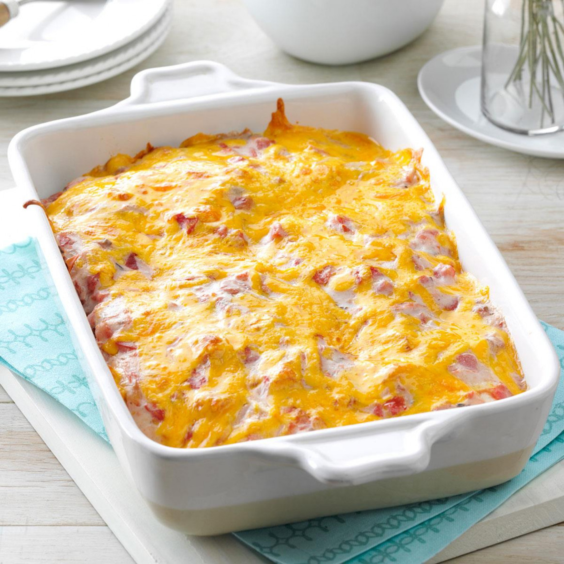 Firecracker Casserole Recipe | Taste of Home