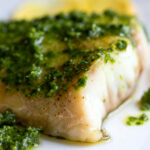 Fish Fillet With Chermoula