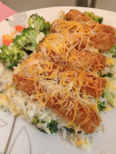 Fish Stick Rice Casserole | Tasty Kitchen: A Happy Recipe ...