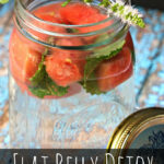 Flat Belly Detox Water | RecipeLion
