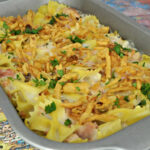 Food Hussy Recipe: Ham + Noodle Casserole | The Food Hussy!