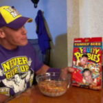 Foodista | John Cena Teams Up With Fruity Pebbles For Charity