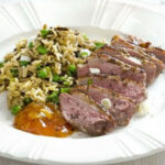 Fragrant Duck Breasts With Wild Rice Pilaf Recipe | BBC …