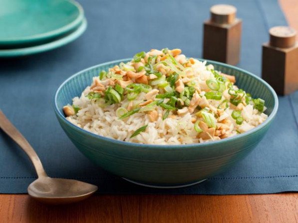 Fragrant Jasmine Rice Pilaf Recipe | Food Network Kitchen ...