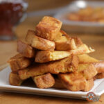 Freezer Prep French Toast Sticks Recipe By Tasty