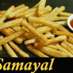 French Fries Recipe In Tamil | Potato Fries Recipe In …