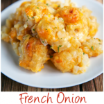 French Onion Tater Tot Casserole Recipe – Tater Tots …
