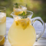 Fresh Squeezed Lemonade Recipe – Noshtastic