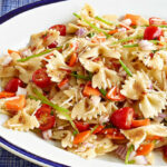 Fresh Veggie Pasta Salad - Kraft Recipes
