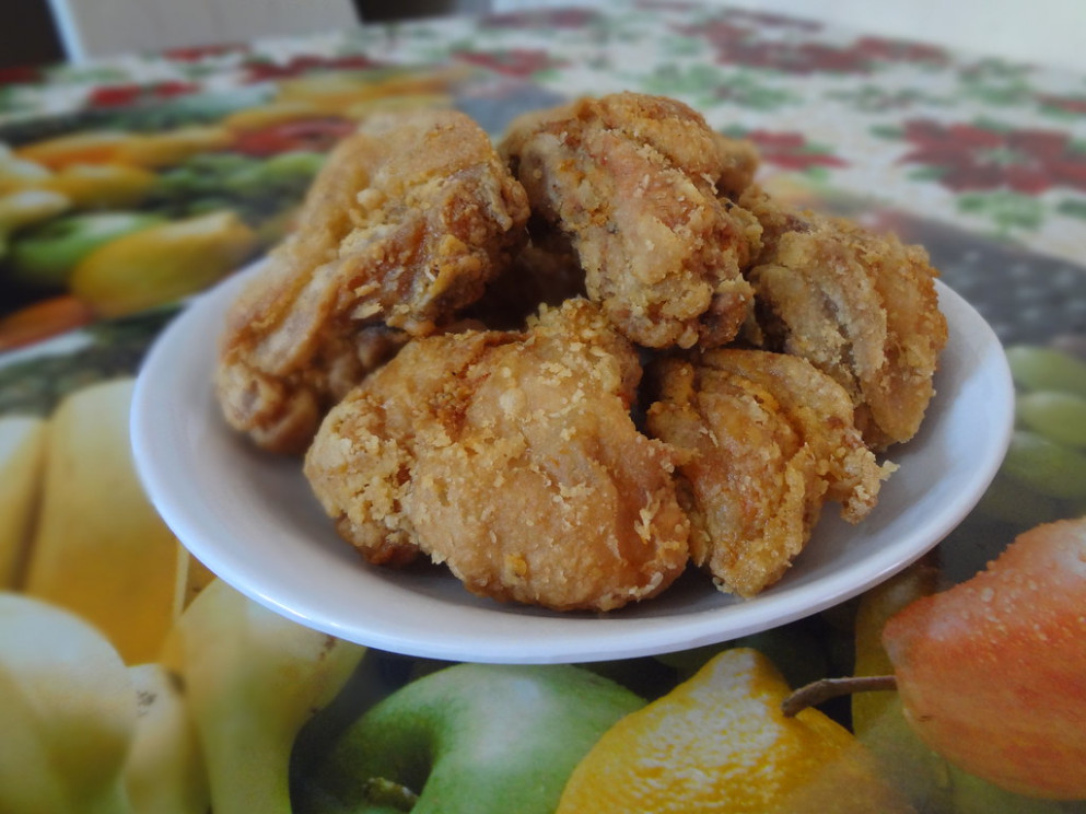 Fried Chicken That Tastes Like Chicken Joy!