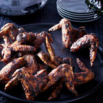 Fried Chicken Wings With Black Bean Sauce Recipe | Food & Wine