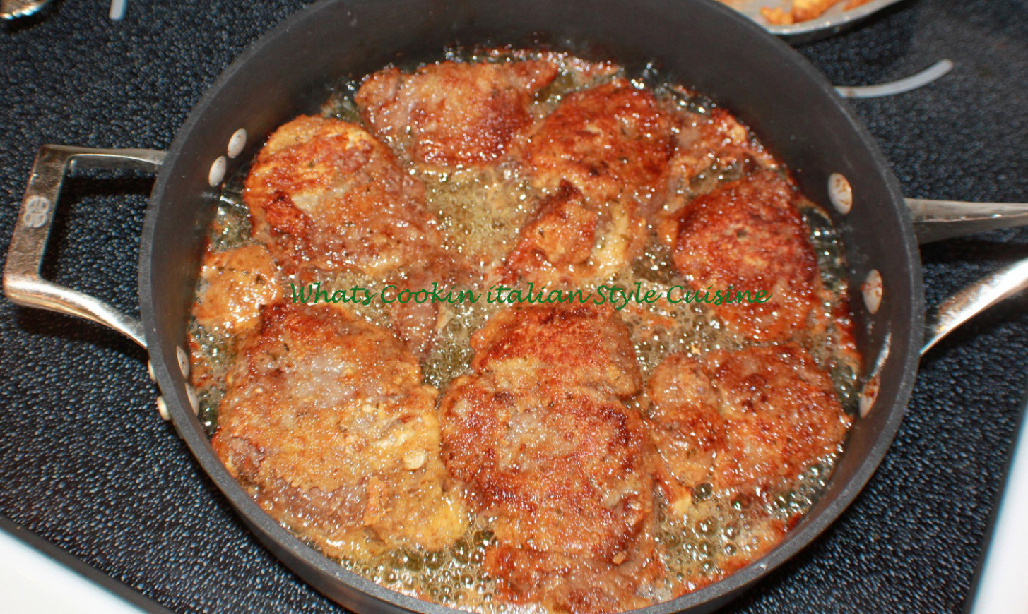 Fried Venison Steaks | What's Cookin' Italian Style Cuisine
