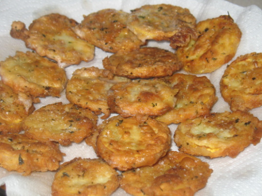Fried Yellow Squash Recipe - Genius Kitchen