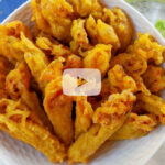 Fried Zucchini Flowers With Saffron Batter – Your Guardian Chef