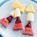 Fruity Rocket Ships Recipe – Taste.com