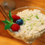 Fueling Up With Healthy Rice Pudding (Healthy Arroz Con …