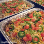 Game Day Loaded Nachos | Recipe | appetizers | Pinterest ...