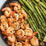 Garlic Butter Shrimp Recipe With Asparagus – Best Shrimp …