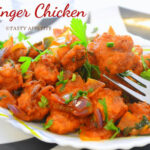 Ginger Chicken Recipe / How To Make Ginger Chicken / Indo …