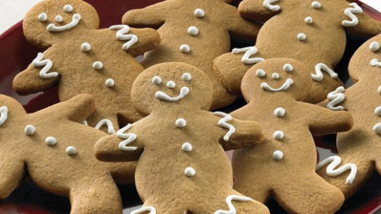 Gingerbread Men Cookies Recipe - Allrecipes.com
