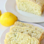 Glazed Lemon Zucchini Bread Recipe (+VIDEO) | Lil' Luna