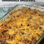 Gluten Free Hamburger Casserole Recipe – Easy Dinner Idea!