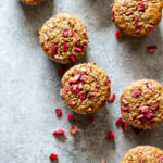 Gluten Free Healthy Rhubarb Muffins – Jar Of Lemons