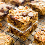 Gluten Free Pumpkin Chocolate Chip Oatmeal Breakfast Bars …