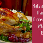 Gluten Free Thanksgiving Dinner Whole Food Recipes