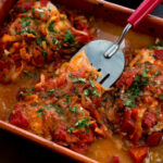 Greek Baked Fish With Tomatoes And Onions Recipe – NYT Cooking